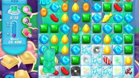 Candy Crush Soda Saga Level 900 (nerfed)