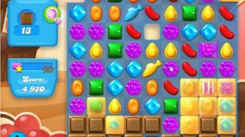 Candy Crush Soda Saga Level 93 (nerfed, 3 Stars)