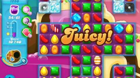 Candy Crush Soda Saga Level 1280 (4th version)