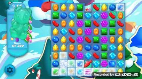 Candy Crush Soda Saga Level 668 (3 Stars)