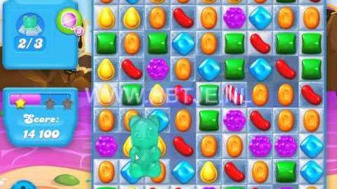 Candy Crush Soda Saga level 27