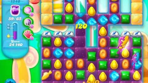 Candy Crush Soda Saga Level 1340 (3 Stars)