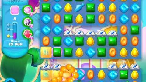 Candy Crush Soda Saga Level 1634 (3 Stars)