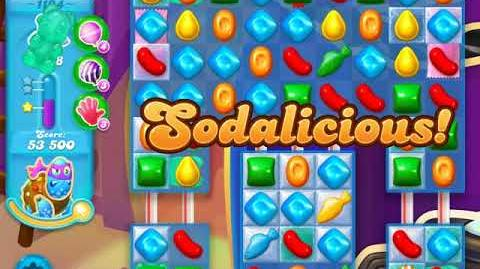 Candy Crush Soda Saga Level 1194 (4th version, 3 Stars)