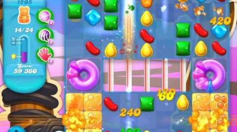 Candy Crush Soda Saga Level 1205