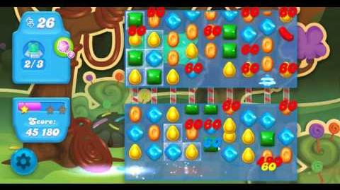 Candy Crush Soda Saga Level 14-1