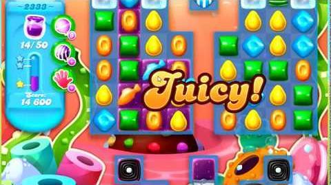 Candy Crush Soda Saga Level 2333 ***