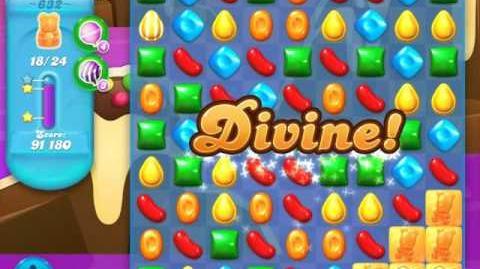 Candy Crush Soda Saga Level 632 (3 Stars)