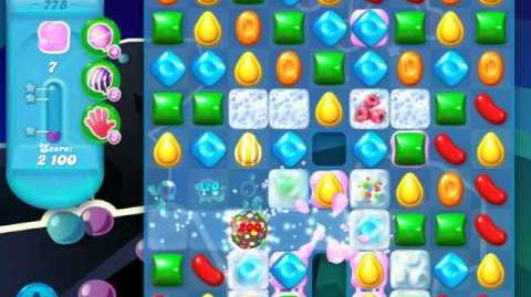 Candy Crush Soda Saga Level 778 (3 Stars)