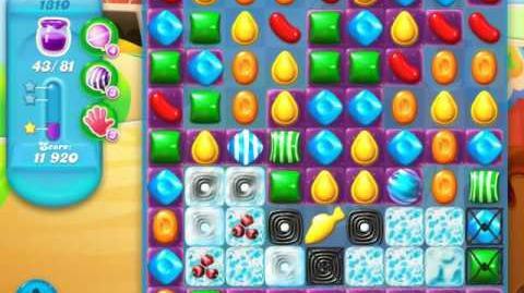 Candy Crush Soda Saga Level 1310 (2nd nerfed, 3 Stars)