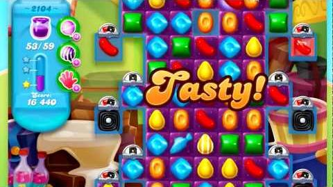 Candy Crush Soda Saga Level 2104 ***
