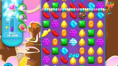 Candy Crush Soda Saga Level 65 (nerfed, 3 Stars)