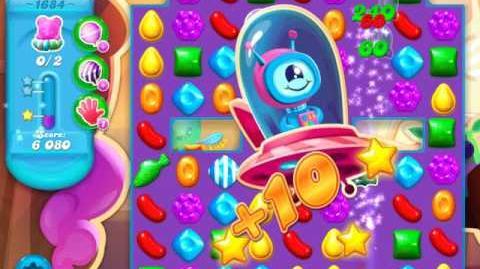 Candy Crush Soda Saga Level 1684