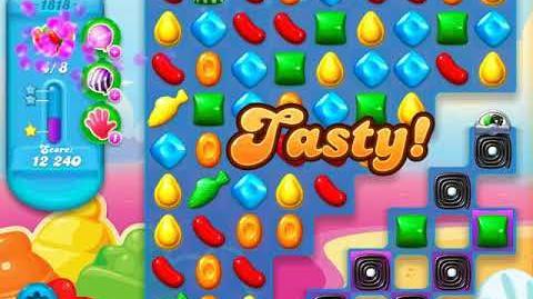 Candy Crush Soda Saga Level 1818
