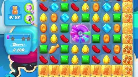 Candy Crush Soda Saga - Jelly Cake Tutorial