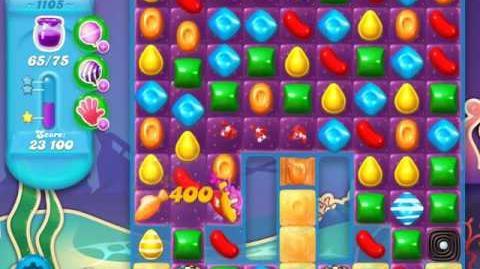 Candy Crush Soda Saga Level 1105 (5th version)