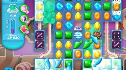 Candy Crush Soda Saga Level 1023 (4th version)