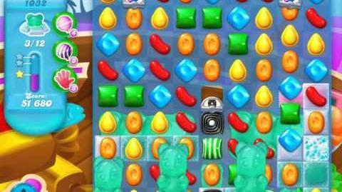 Candy Crush Soda Saga Level 1032 (buffed, 3 Stars)