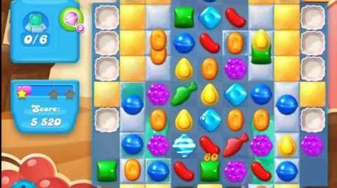 Candy Crush Soda Saga Level 105 No Boosters