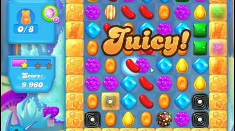 Candy Crush Soda Saga Level 143