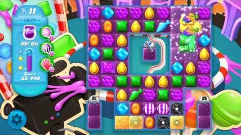 Candy Crush Soda Saga Level 1647