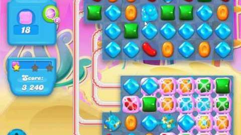 Candy Crush Soda Saga Level 167(3 Stars)
