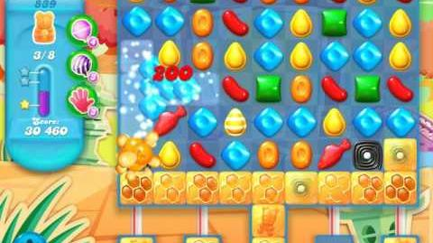 Candy Crush Soda Saga Level 839 (nerfed)