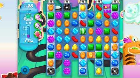 Candy Crush Soda Saga - Level 189 - No boosters ☆☆☆