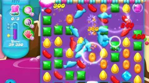 Candy Crush Soda Saga Level 1271 (3 Stars)