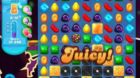 Candy Crush Soda Saga Level 1602