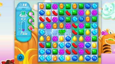 Candy Crush Soda Saga - Level 164 - No boosters