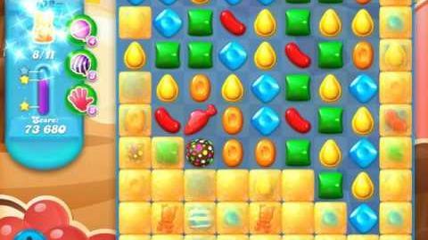 Candy Crush Soda Saga Level 102 (4th version, 3 Stars)