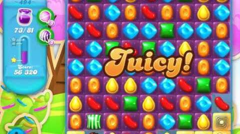 Candy Crush Soda Saga Level 494 (3 Stars)