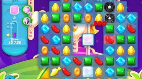 Candy Crush Soda Saga Level 571 (3 Stars)