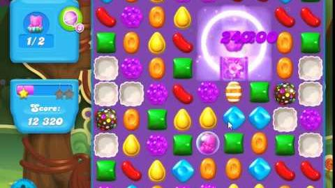 Candy Crush Soda Saga Level 11 (2nd version, 3 Stars)