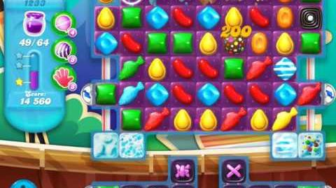 Candy Crush Soda Saga Level 1233