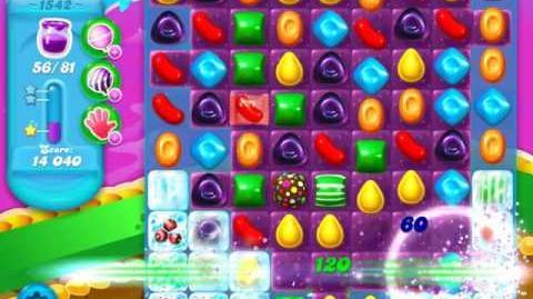 Candy Crush Soda Saga Level 1542 (3 Stars)