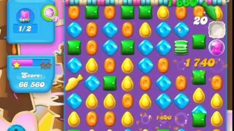 Candy Crush Soda Saga Level 63 (3 Stars)