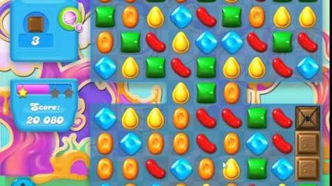 Candy Crush Soda Saga Level 85 (nerfed, 3 Stars)