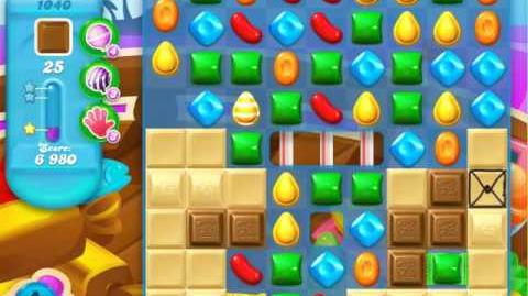 Candy Crush Soda Saga Level 1040 (buffed)