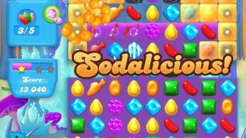Candy Crush Soda Saga Level 139