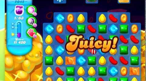 Candy Crush Soda Saga Level 2042 ***