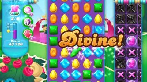 Candy Crush Soda Saga Level 875 (3 Stars)