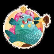 Coco Cream Sea icon