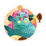 Coco Cream Sea icon