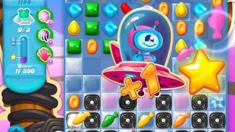 Candy Crush Soda Saga Level 1199 (buffed, 3 Stars)