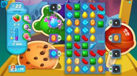 Candy Crush Soda Saga Level 2080