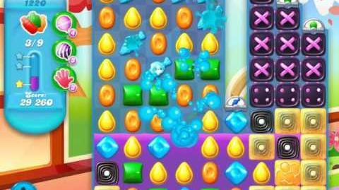 Candy Crush Soda Saga Level 1220 (2nd buffed)