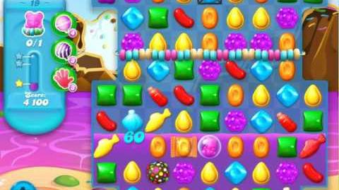 Candy Crush Soda Saga Level 19 (nerfed, 3 Stars)