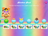 Rainbow Road Sunrise Bow